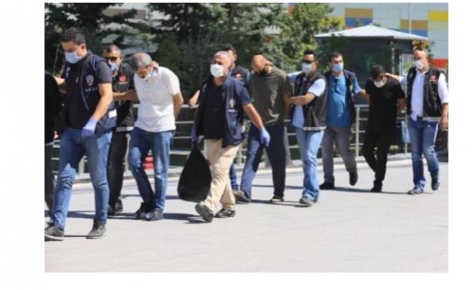 73 sanık bulunan 'Bataklık' davası başladı
