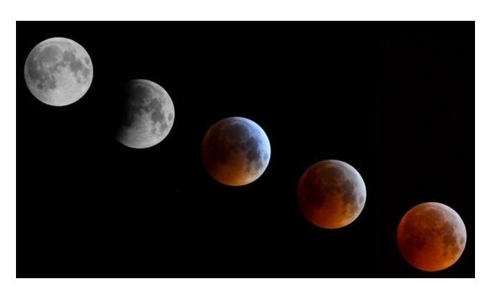Çilek Ayı: Bu gece Türkiye'den de izlenebilecek Kısmi Ay tutulması yaşanacak